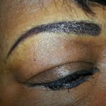 Eyes and Brows After